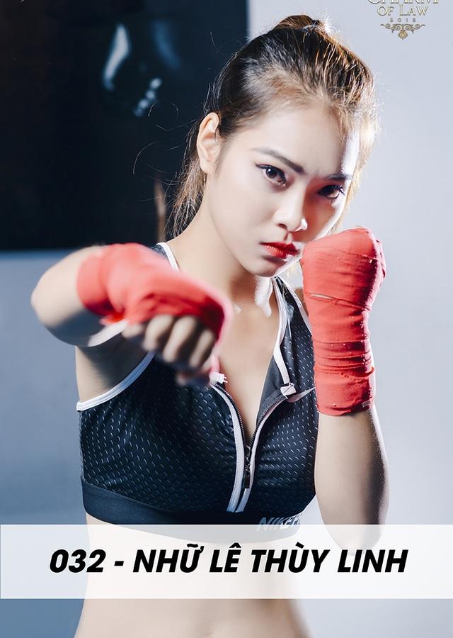 Nhữ Lê Thùy Linh SDB 032