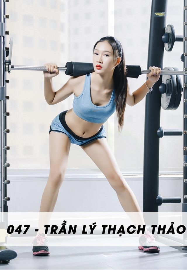Trần Lý Thạch Thảo SBD 047