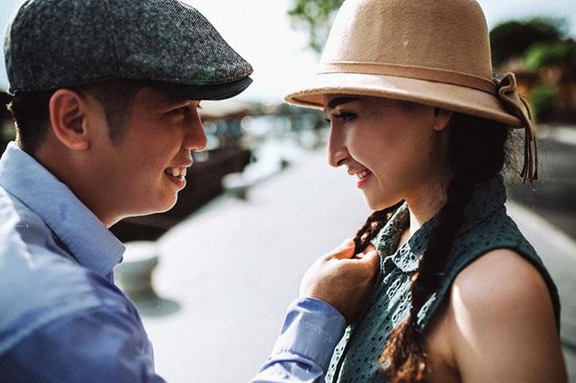 Bộ ảnh cưới tại Hội An nên thơ như trong clip ca nhạc đình đám - 6
