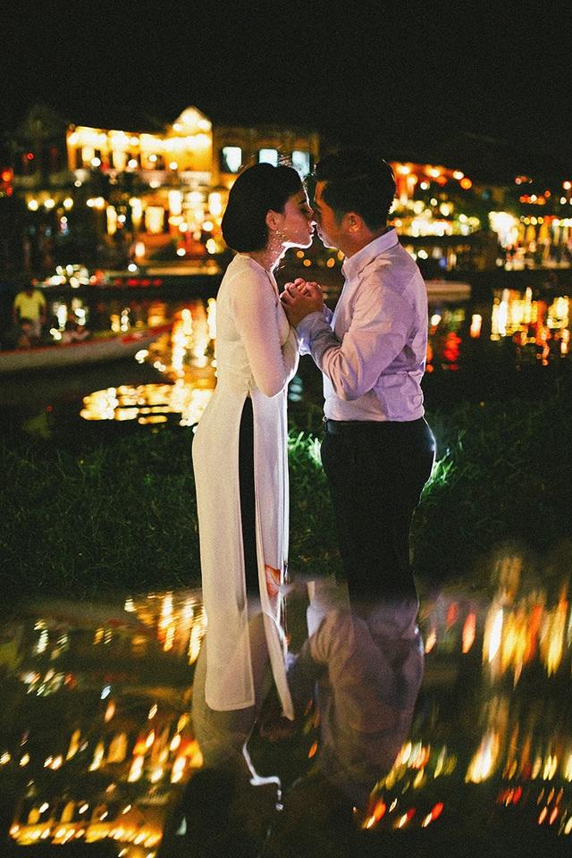 Bộ ảnh cưới tại Hội An nên thơ như trong clip ca nhạc đình đám - 14