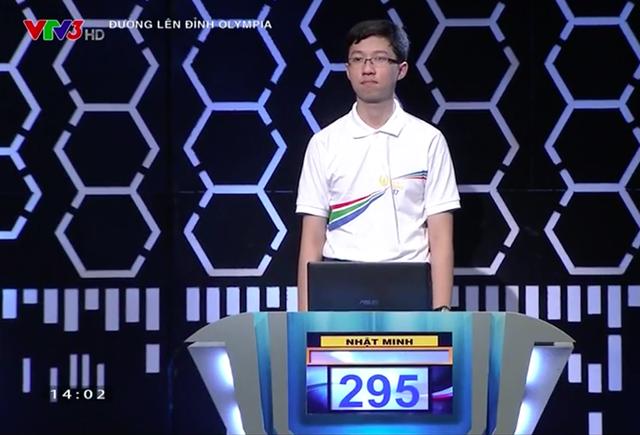 Nhật Minh giành được 295 điểm, đoạt Vòng nguyệt quế và vé vào Chung kết