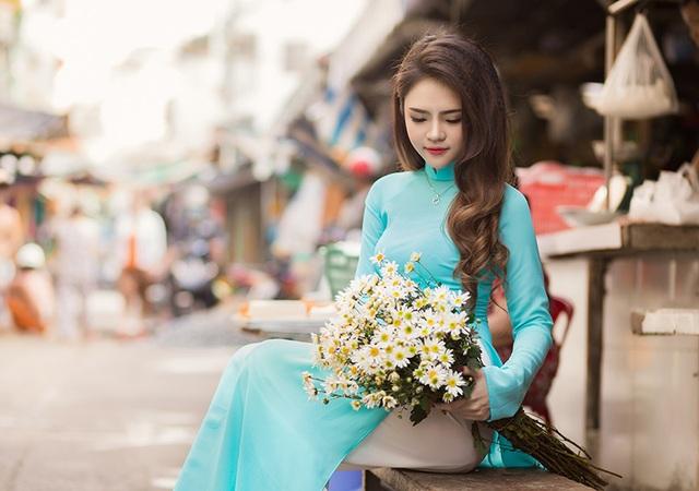 Cúc họa mi Hà Nội khoe sắc bên thiếu nữ Sài Gòn - 11