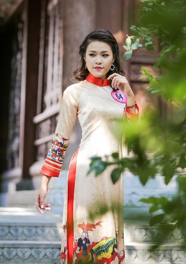 Lê Khánh Linh SBD 64