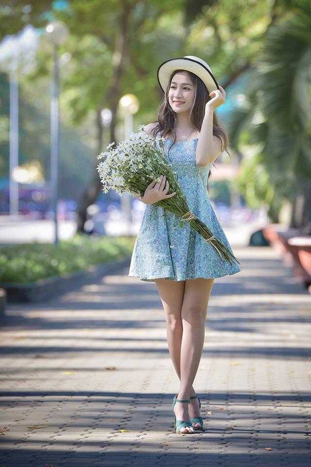 Bộ ảnh này được thực hiện tại công viên Gia Định, Sài Gòn.