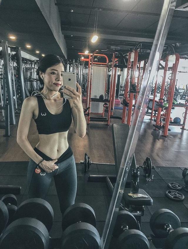 Giới trẻ đổ xô đến phòng gym, khoe vóc dáng hoàn hảo