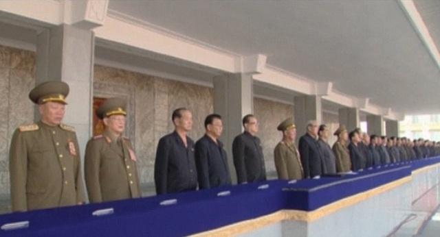 Trong lễ diễu hành, một quan chức cấp cao của chính phủ Triều Tiên đã ca ngợi thành công của vụ thử hạt nhân lần thứ 5 trước hàng nghìn người dân cả nước.