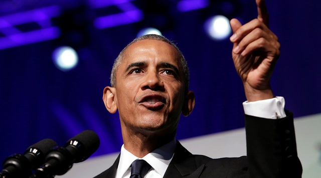 Tổng thống Mỹ Barack Obama (Ảnh: Reuters)