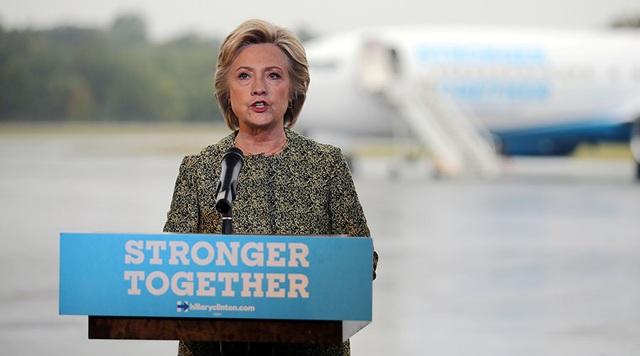Bà Hillary Clinton (Ảnh: Reuters)