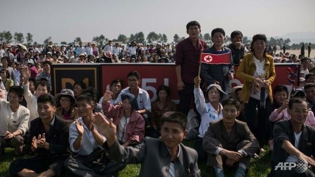Cuộc triển lãm lần này được cho là nhằm thu hút thêm khách du lịch đến với Triều Tiên. Du lịch đang trở thành lĩnh vực được chính phủ Triều Tiên chú trọng vì đây sẽ là nguồn thu ngoại tệ lớn cho đất nước. (Ảnh: AFP)