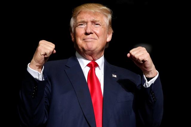 Ứng viên tổng thống đảng Cộng hòa Donald Trump (Ảnh: Reuters)