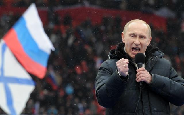 Tổng thống Nga Vladimir Putin (Ảnh: Newstatesman)