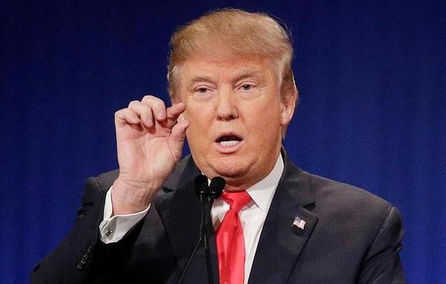 Tổng thống đắc cử Donald Trump (Ảnh: Slate)