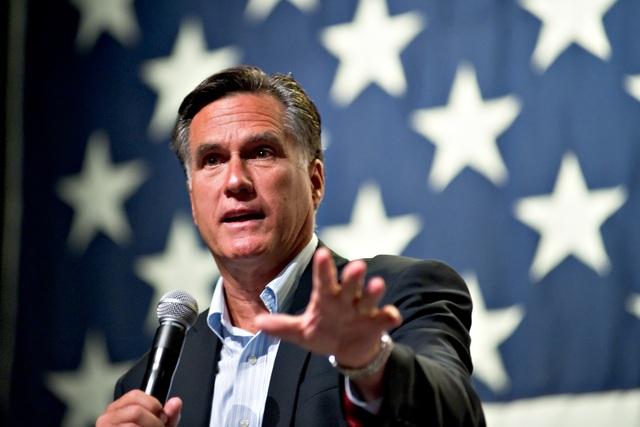 Ông Mitt Romney (Ảnh: Getty)