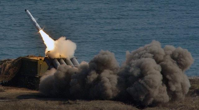 Hệ thống tên lửa chống hạm bờ biển Bal (Ảnh: RT)