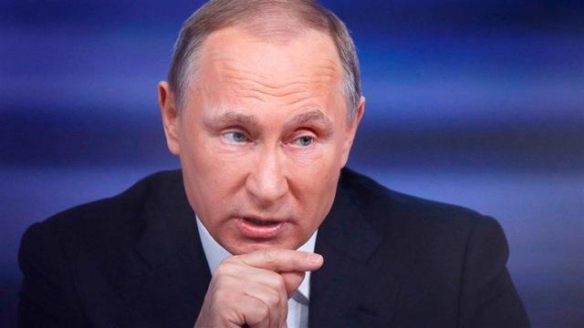 Tổng thống Vladimir Putin (Ảnh: NBC)