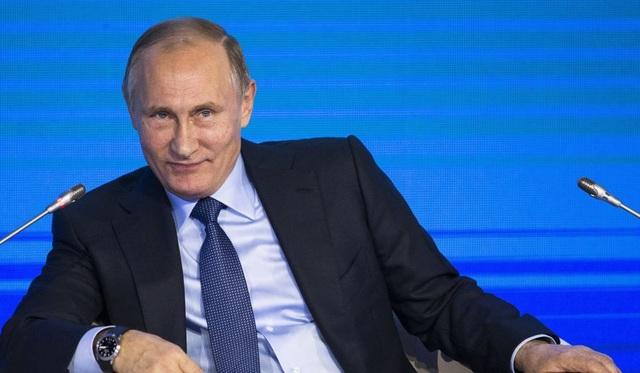 Tổng thống Nga Vladimir Putin (Ảnh: Washington Times)