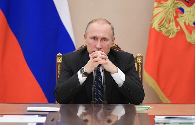 Tổng thống Nga Vladimir Putin (Ảnh: RT)