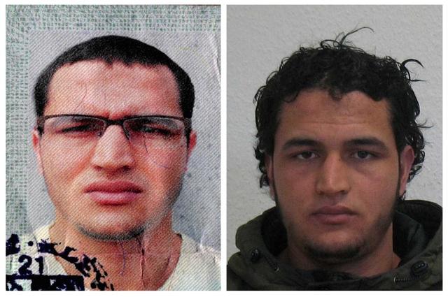 Chân dung nghi phạm Anis Amri (Ảnh: Reuters)