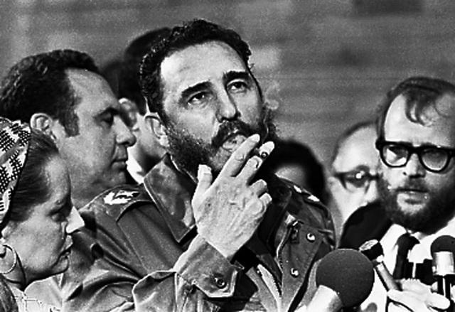 Lãnh tụ Cuba Fidel Castro trút hơi thở cuối cùng vào ngày 25/11 ở tuổi 90.