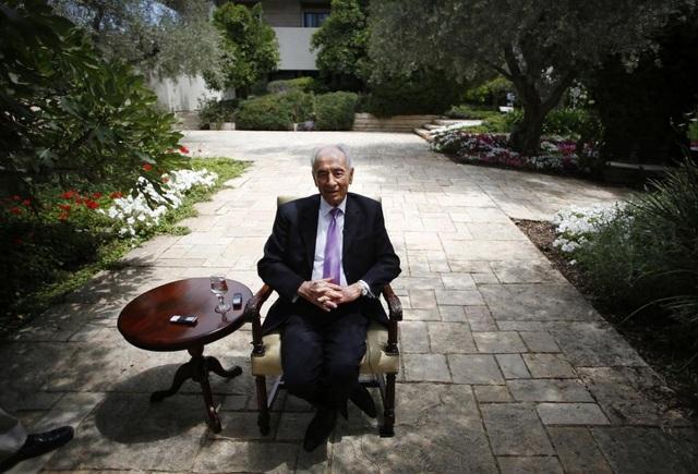 Cựu Tổng thống Israel Shimon Peres mất ngày 28/9 ở tuổi 93.