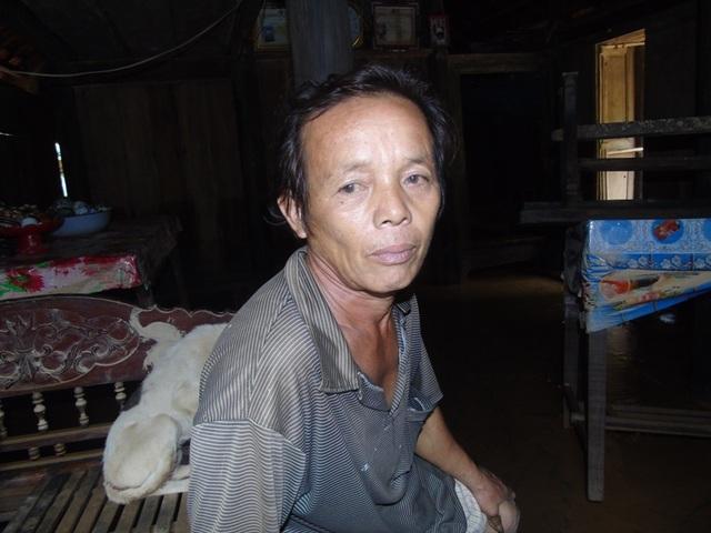 Lũ kép đã khiến người dân Quảng Bình kiệt sức