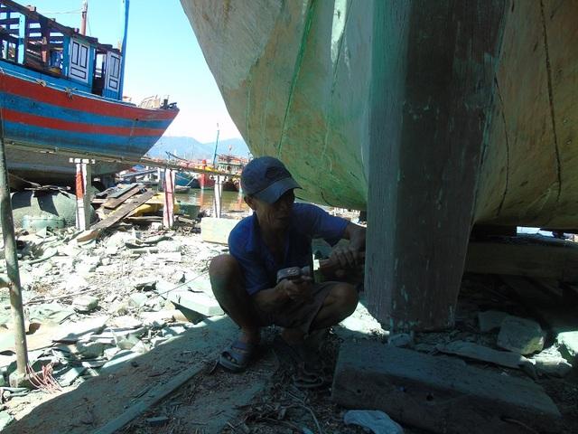 Rất nhiều ngư dân mong muốn sớm nhận được tiền đền bù để có chi phí sữa chữa tàu, nâng cấp ngư cụ