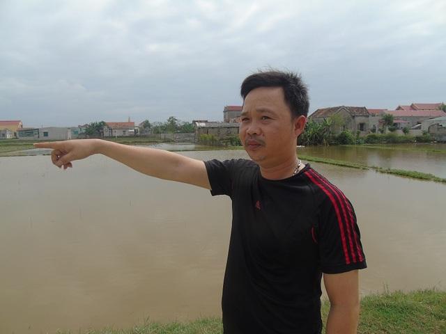 Thầy giáo Phạm Xuân Thủy, giáo viên Trường THCS Quảng Thuận vừa qua đã có hành động cứu người đầy dũng cảm