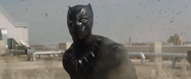 """""""Black Panther"""" sẽ ra mắt vào ngày 16/2/2018."""