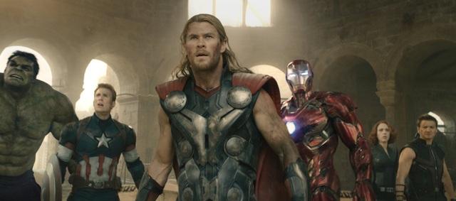"""""""Avengers: Infinity War"""" sẽ chứng kiến biệt đội siêu anh hùng tái hợp cùng nhau vào ngày 4/5/2018."""
