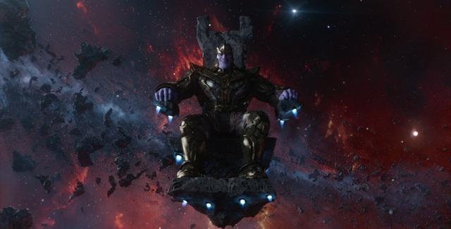 """""""The Infinity War"""" sẽ chứng kiến các siêu anh hùng chiến đấu với Thanos - một sinh vật bí ẩn đã từng xuất hiện trong """"Avengers"""" (2012) và """"Guardians of the Galaxy"""" (2014)."""