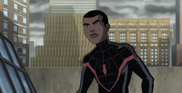 Bộ phim hoạt hình này sẽ đưa vào nhân vật Miles Morales, một thiếu niên da màu được xem là người kế nhiệm Peter Parker trong vai trò Người Nhện.