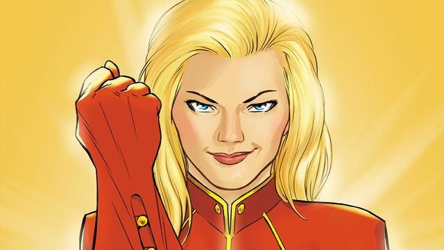 Captain Marvel, bộ phim đầu tiên của Marvel xoay quanh một nữ siêu anh hùng, sẽ ra rạp vào ngày 8/3/2019.