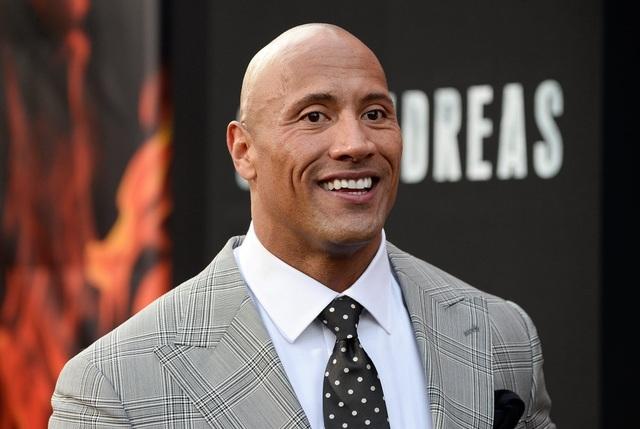 """Nam diễn viên Dwayne Johnson sẽ vào vai nhân vật phản diện Black Adam trong bộ phim """"Shazam"""" của DC ra mắt vào ngày 5/4/2019."""