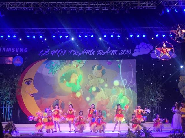 Tưng bừng lễ hội trăng rằm cho các em thiếu nhi Bắc Ninh - 2