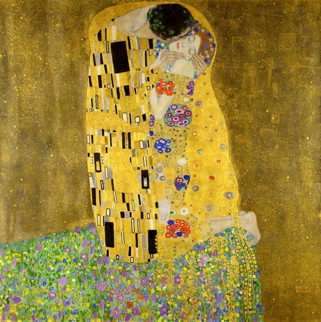 """""""The Kiss"""" (Nụ hôn)"""