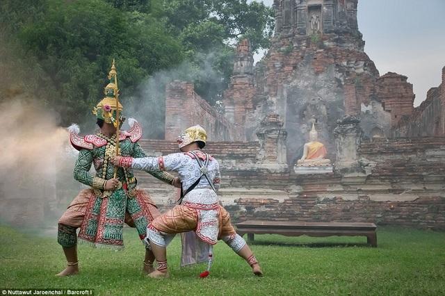 Thời gian trôi qua, vẻ đẹp từ nội dung cho tới hình thức của vũ điệu Khon đã khiến điệu múa này được lan truyền rộng rãi trong dân gian.