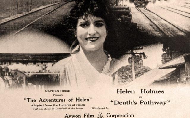 Chuyện về nữ diễn viên phim hành động đầu tiên trong lịch sử - 1