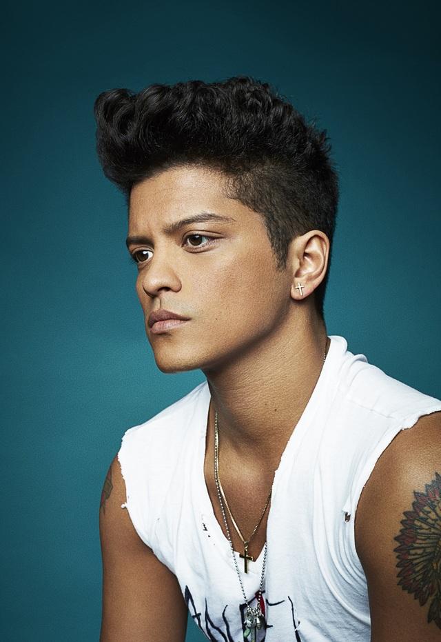 """""""Hiện tượng"""" Bruno Mars gây sốt làng nhạc sau 4 năm vắng bóng - 2"""