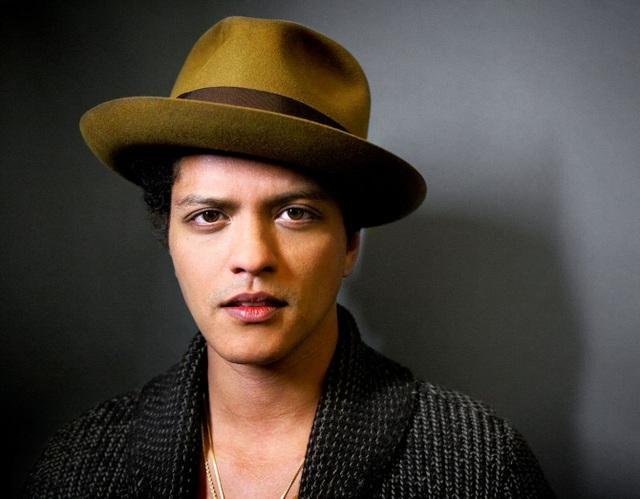 """""""Hiện tượng"""" Bruno Mars gây sốt làng nhạc sau 4 năm vắng bóng - 4"""