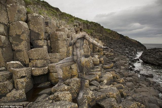 Một địa danh được xếp hạng Di sản Thế giới của UNESCO - Con đường của người khổng lồ - nằm ở Buhmills, Bắc Ireland.