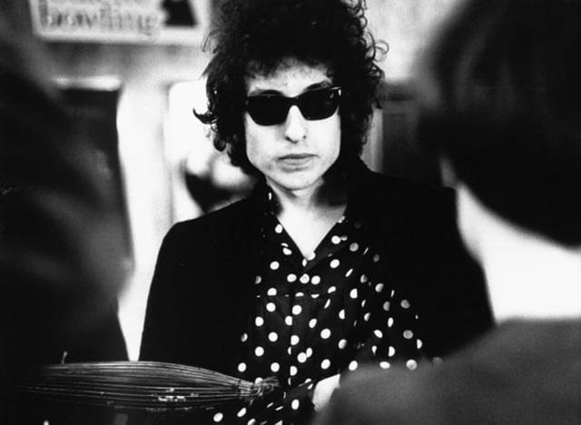 1966: Bob Dylan ở Copenhagen, Đan Mạch.