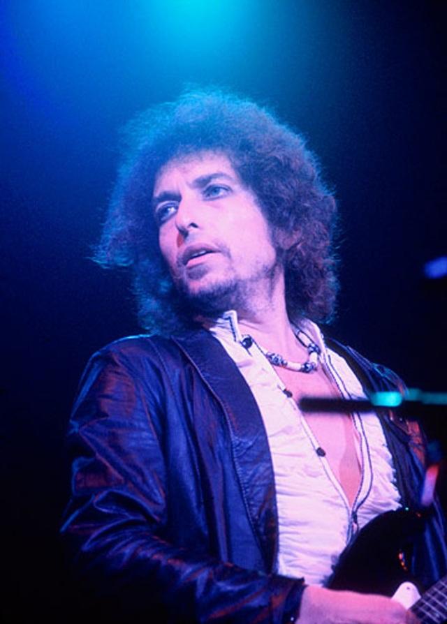 1978: Bob Dylan biểu diễn tại Oakland, California, Mỹ.