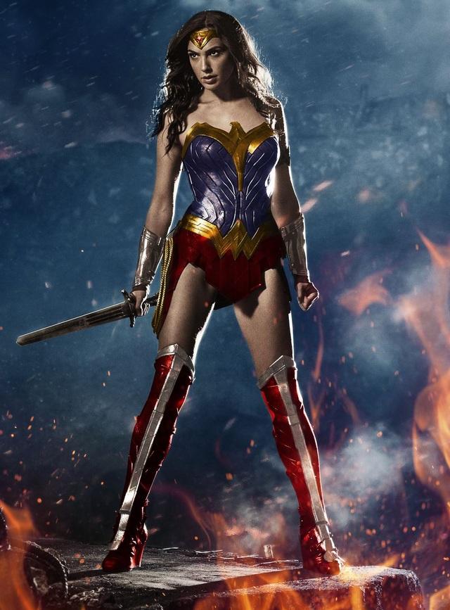 Wonder Woman trở thành Đại sứ danh dự của Liên Hợp Quốc - 4