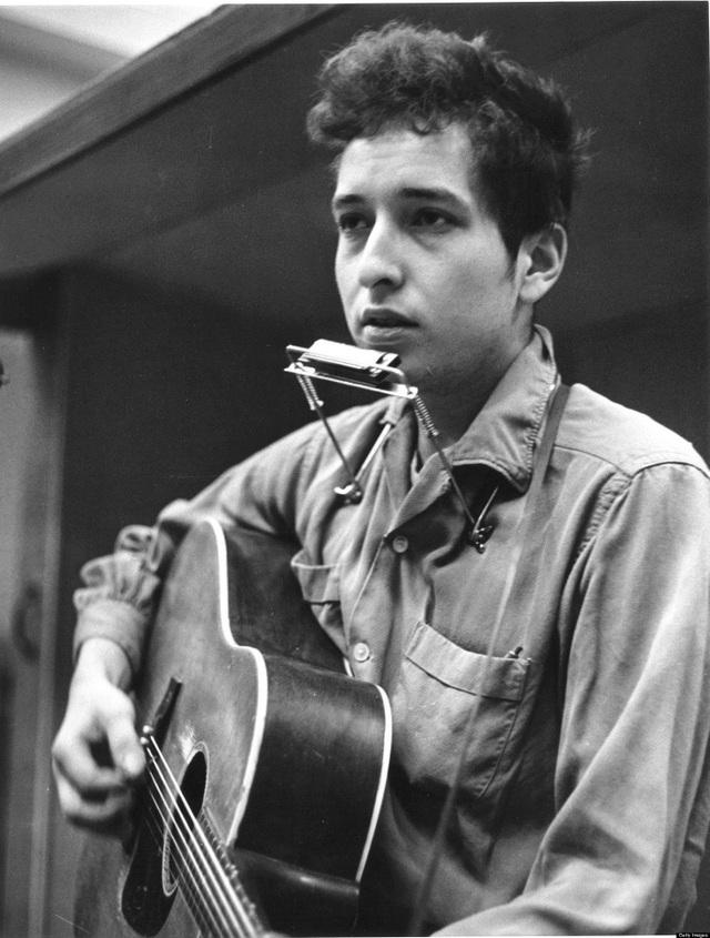Ủy ban trao giải Nobel vẫn chưa liên lạc được với Bob Dylan - 2