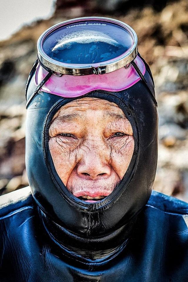 """Gặp gỡ thế hệ """"người cá"""" cuối cùng ở Hàn Quốc - 4"""