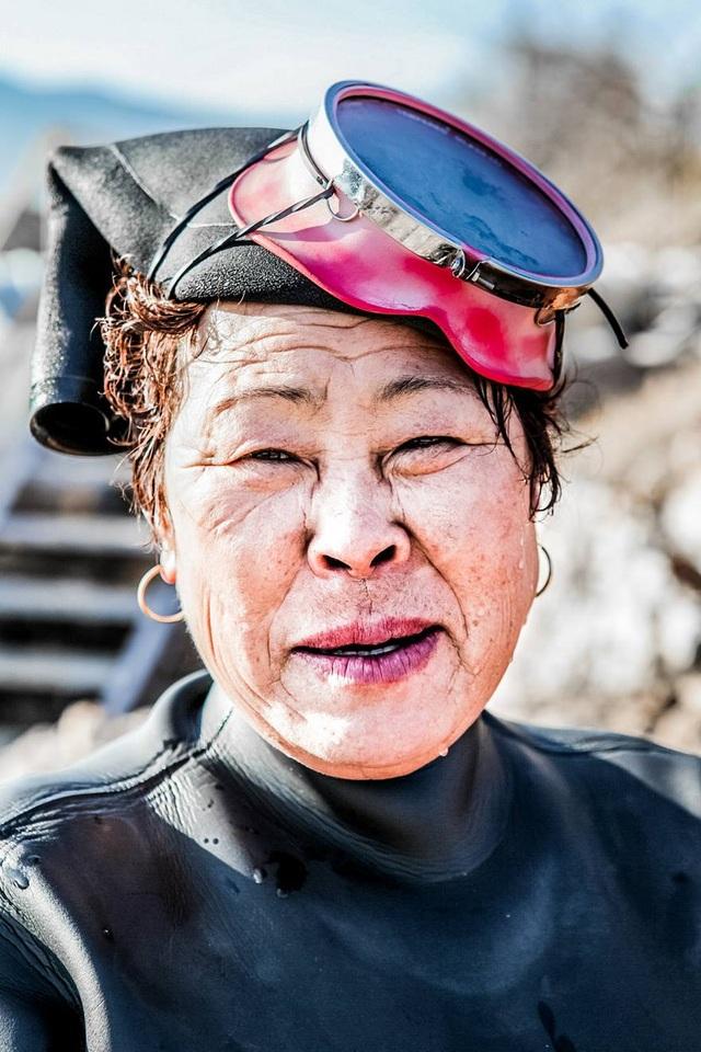 """Gặp gỡ thế hệ """"người cá"""" cuối cùng ở Hàn Quốc - 6"""