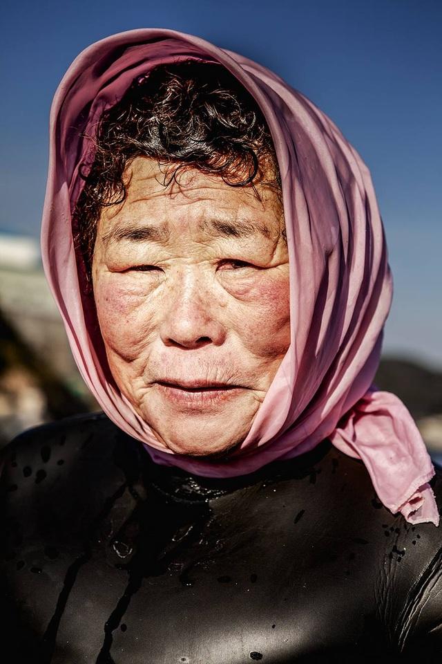 """Gặp gỡ thế hệ """"người cá"""" cuối cùng ở Hàn Quốc - 7"""