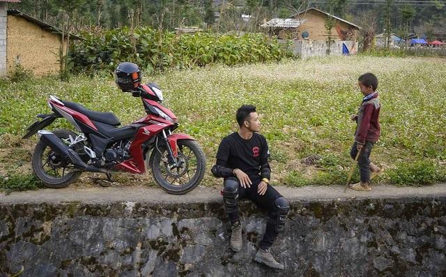 Lần đầu đến thăm Hà Giang, gặp gỡ những con người nơi đây, hít thở không khí yên bình tại Thị trấn Đồng Văn, bao mệt mỏi sau những chặng đường dài dường như tan biến
