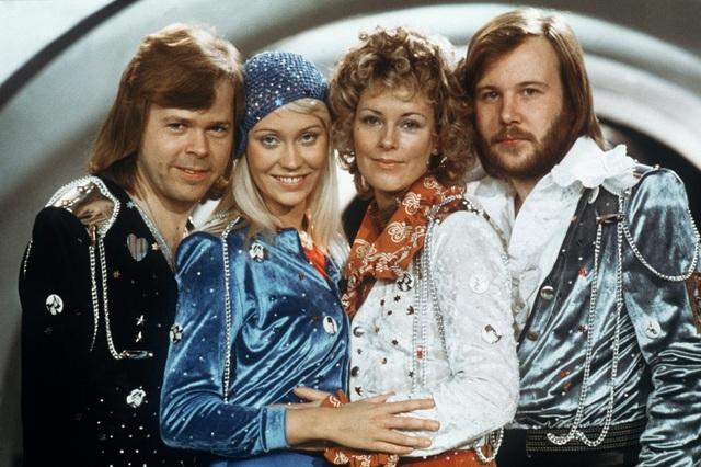 """Ban nhạc ABBA sắp """"tái hợp"""" - 1"""