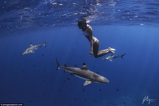 Rava đã lớn lên cùng với đại dương và những loài sinh vật biển. Khi ở bên biển cả, cô tìm thấy sự bình yên, thư thái.